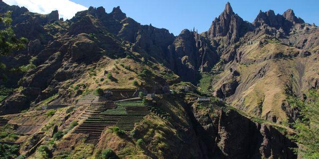 Cape Verde trekking