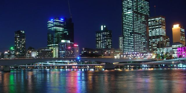 Brisbane! A great place to do business!